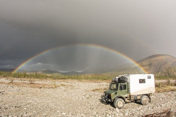 Yukon, Canada, photograph by Michael Fuchs