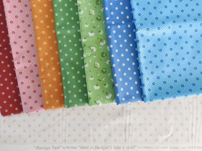 Morrison Park Fabric