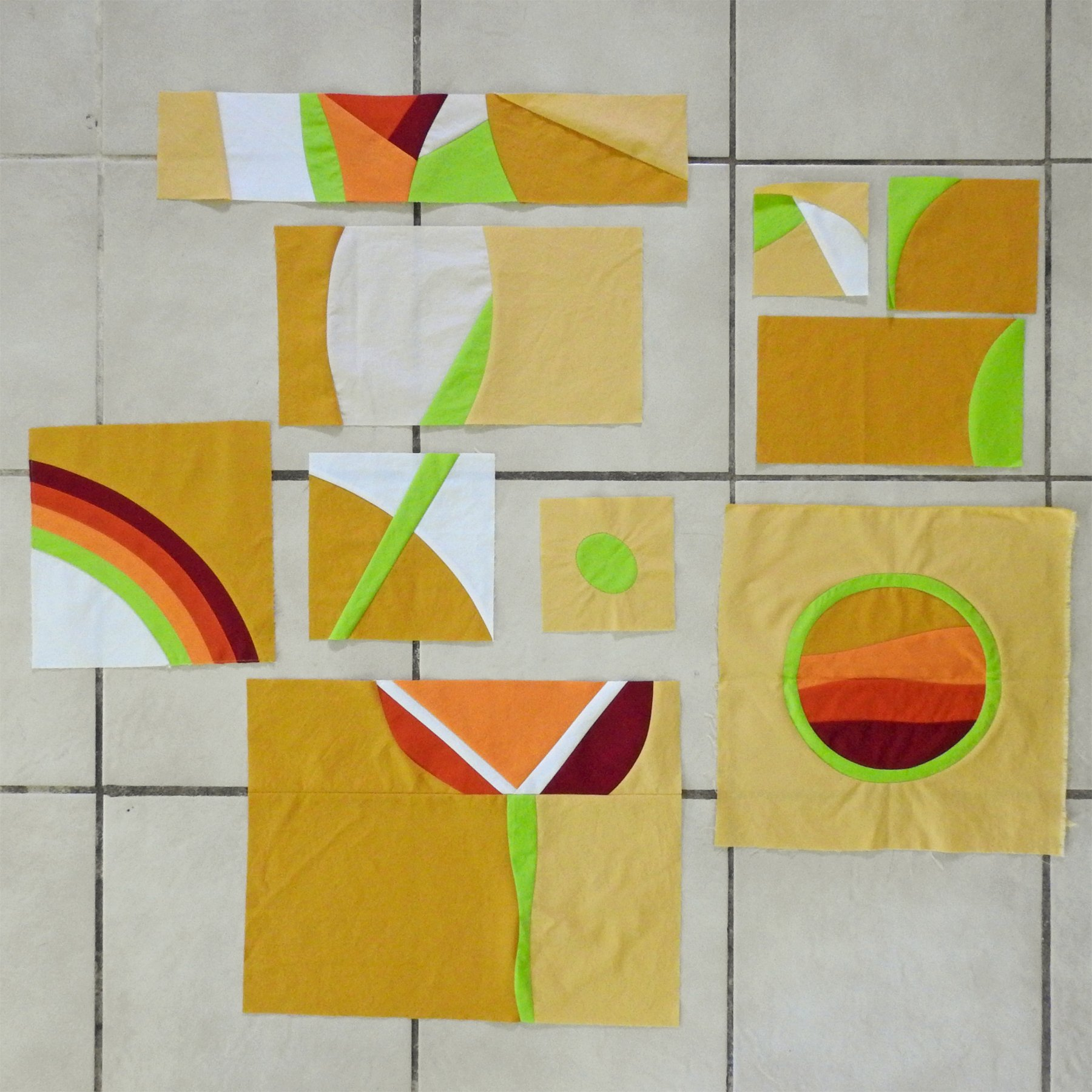 Group Quilt Blocks