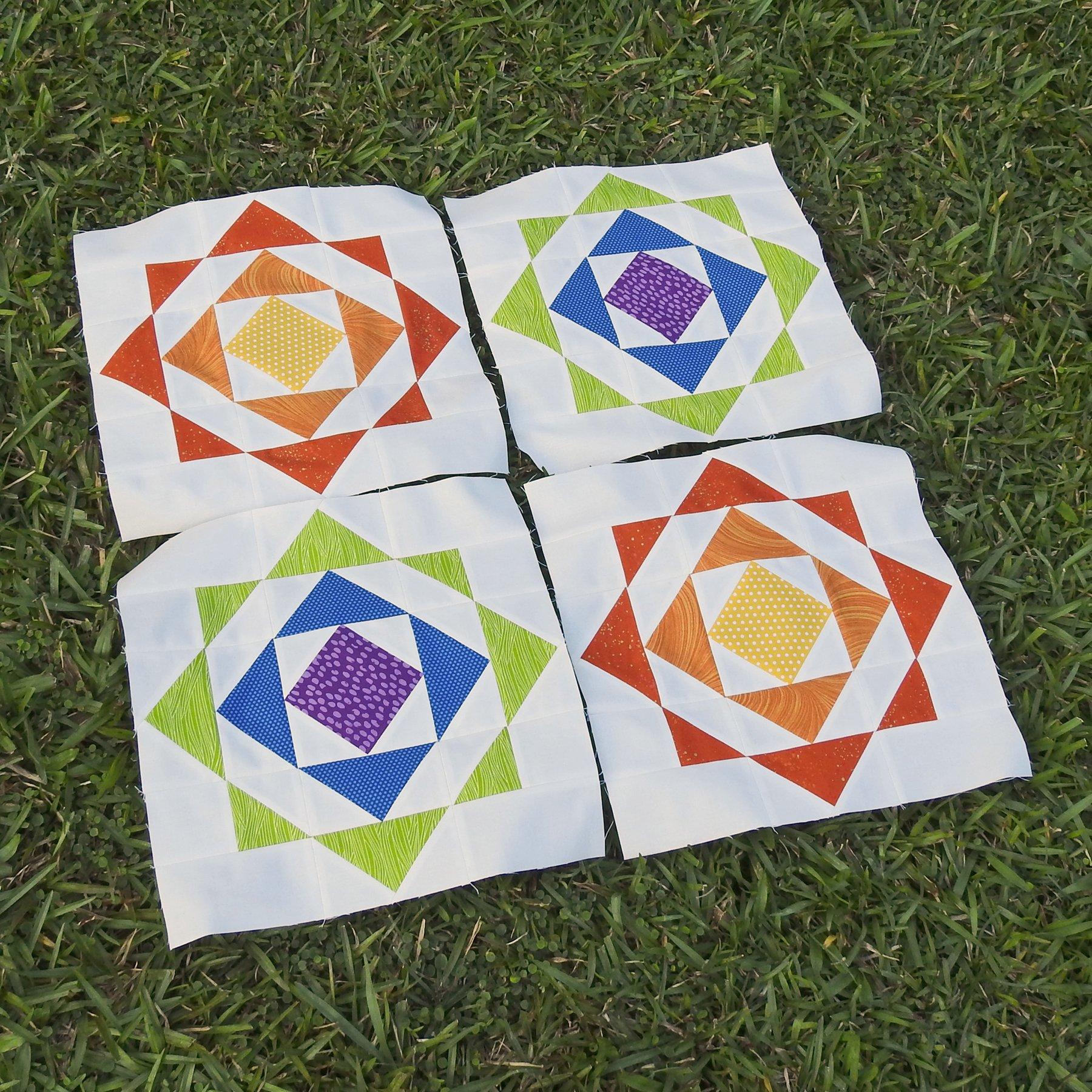 Pieced Blocks