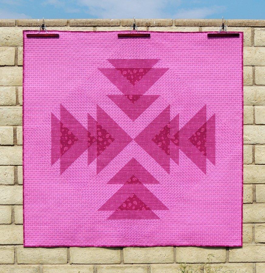 Wayward Transparency - Pink Prints