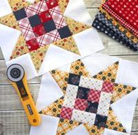 Tutorial Block 5  Meet the Makers Quilt