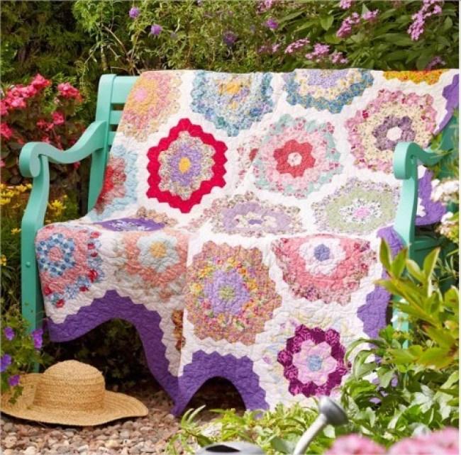 English Garden Free Pattern