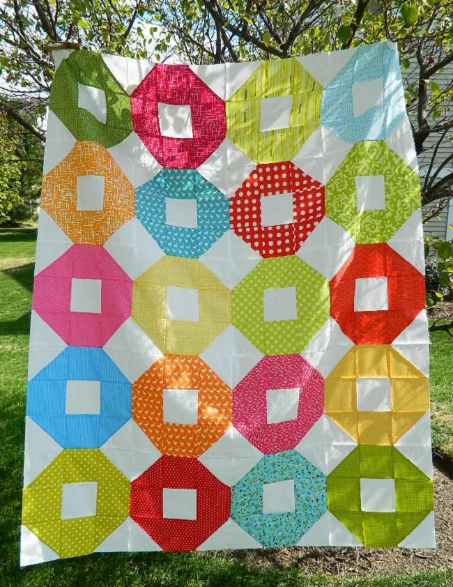 Supersize Shoo Fly Quilt Pattern free