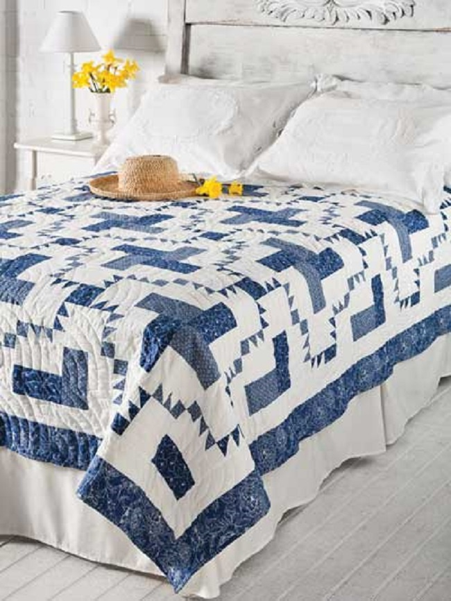 Blueberry Delight quilt pattern