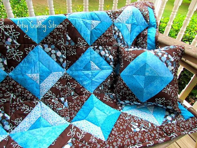 Summer Jewels Beginner Quilt Pattern