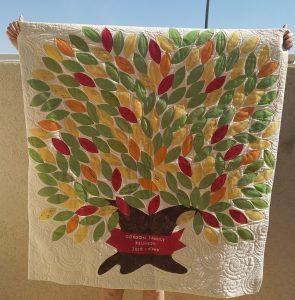 Family Tree Quilt