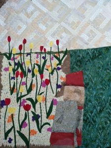 Art Quilt - Background