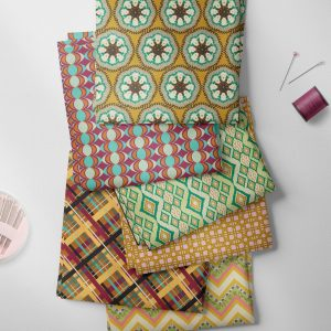 70's Vibe Fabric Bundle