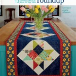 Table Runner Roundup – 13 Quilted projects to spice up your table