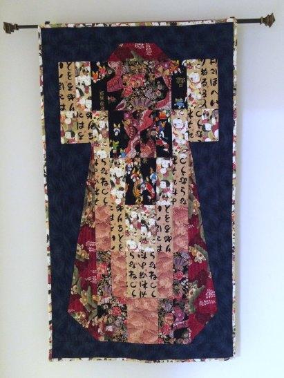 Mom's Kimono e