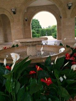 Bahji garden