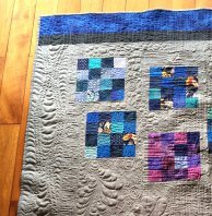 Sweet 16 quilt back 4