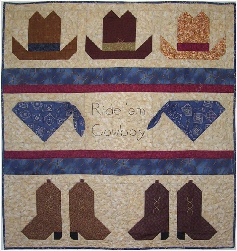 Mystery Quilt Patterns