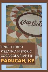Mellow Mushroom - The best restaurant in Paducah KY  which also happens to be in a historic restored Coca Cola bottling plant