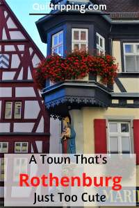 Two days in Germany's Romantic Rothenburg ob der Tauber #germany #rothenburg #romanticroad