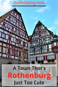 Experience Rothenburg ob der Tauber on Germany's Romatic Road #germany #rothenburg #romanticroad