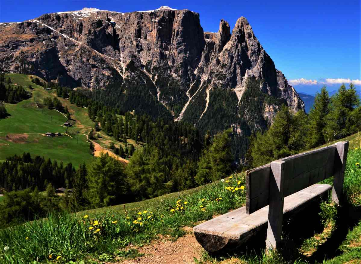 Photo Essay: Hiking in the Alpe Di Siusi High Alpine Meadow in Italy's Dolomites