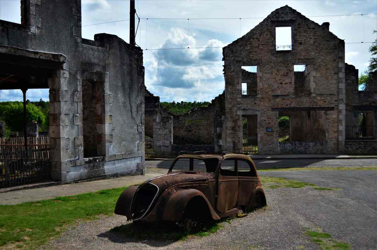 Oradour-sur-Glane – a Memorial that Should Never be Forgotten