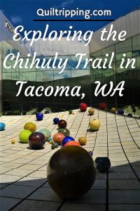 Experience the Chihuly Trail in Tacoma WA #chihuly #cihihulytrailtacoma #chihulytrail