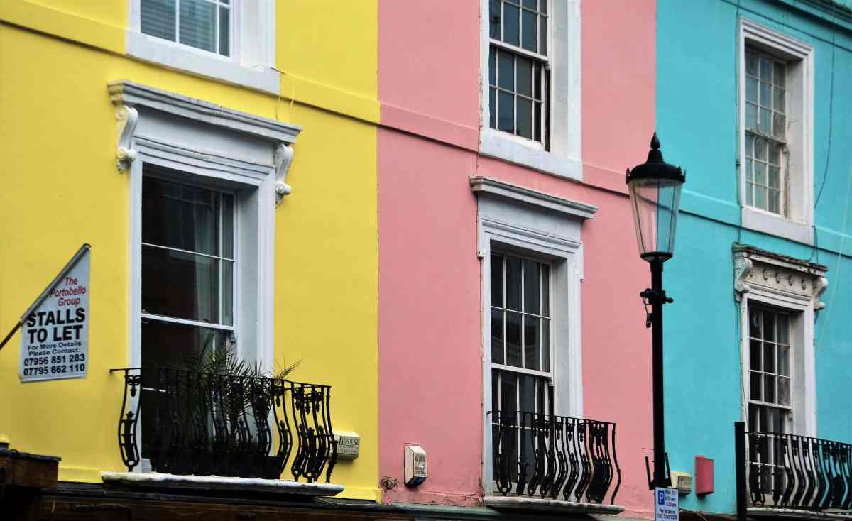 Photo Essay: The Colors of London