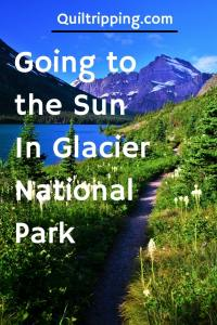 Going to the Sun in Glacier National Park in 25 photo #glaciernationalpark #goingtothe unroad #montana