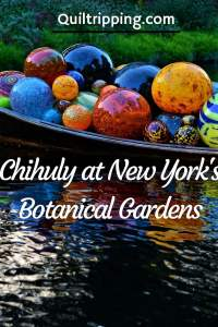 Chihuly in New York's Botanical GArdens