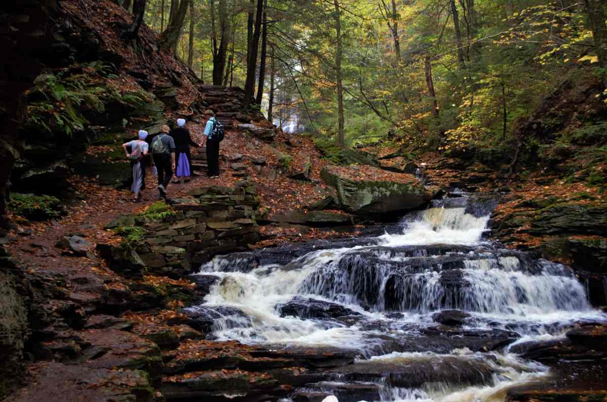 Ricketts Glen – Pennsylvania's Prettiest State Park