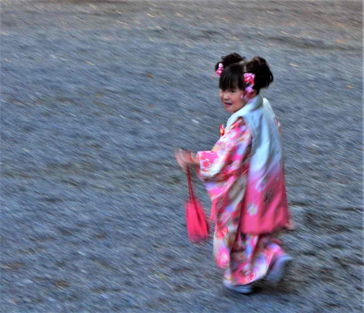 Photo POSTcard: Shichi-Go-San – Japan's Cutest Festival