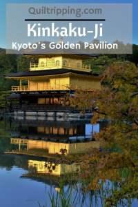 Kyoto's Kinkaku-Ji Golden Paviliion