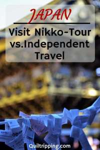 How to experience Nikko Japan on a tour or independently #japan #nikko #nikkotour