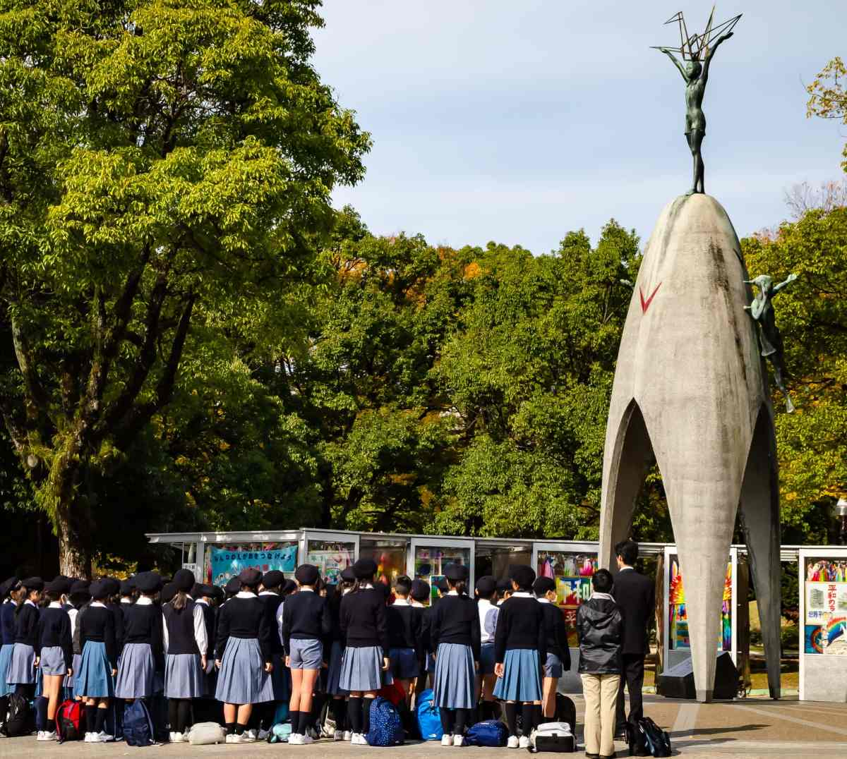 The Hiroshima Memorial Peace Park – A Continuing Classroom for Peace