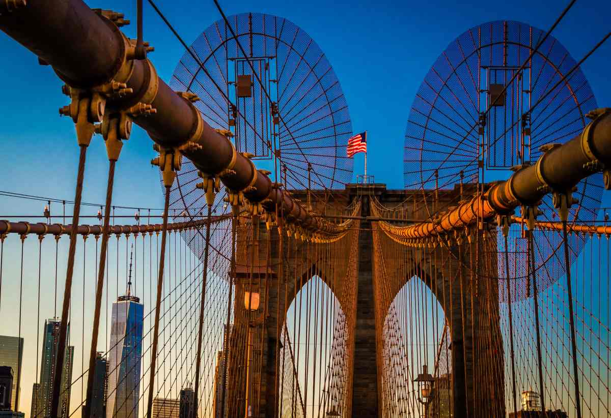 PhotoPOSTcard: Want to Buy the Brooklyn Bridge?