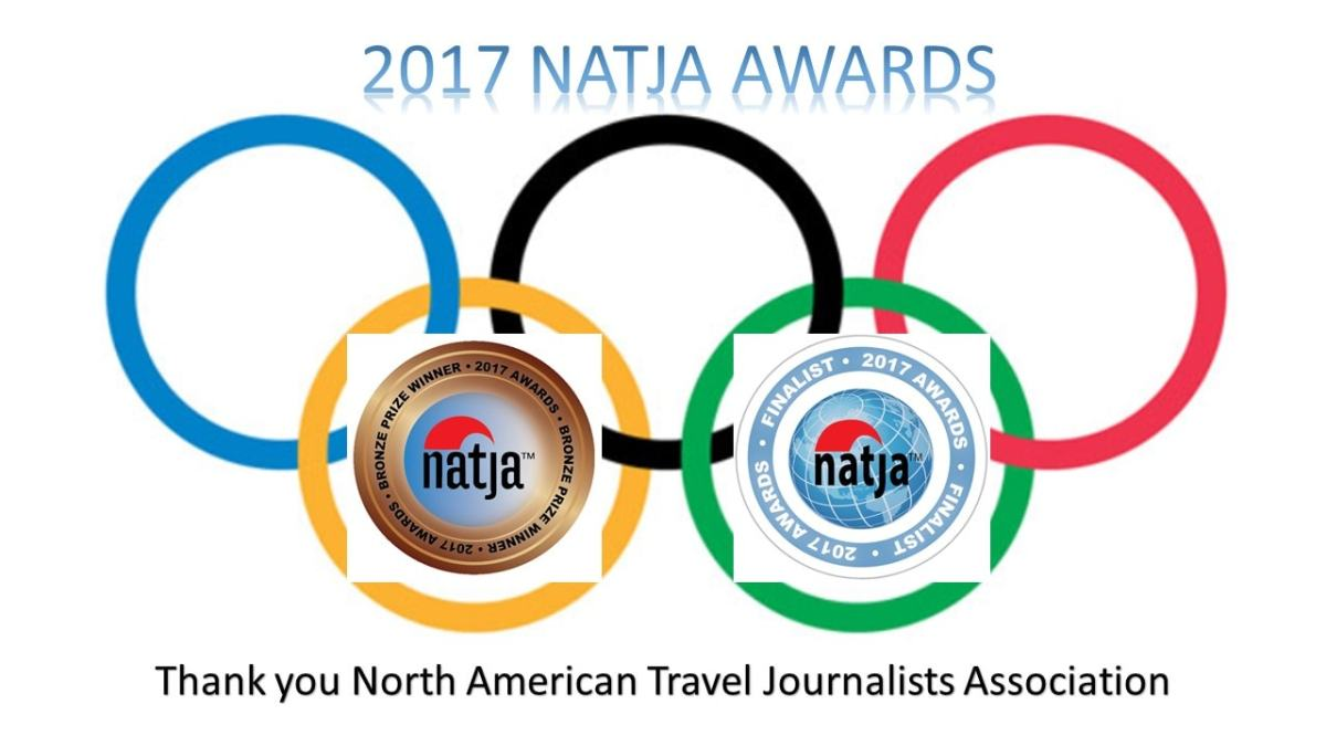 """Thank You NATJA – I am feeling Very """"Olympic"""" Today"""