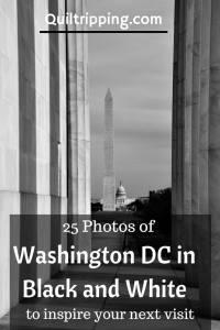 Washington DC in 25 B&W photos