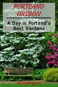 Portland, OR has many beautiful gardens to explore #portland #ooregon #gardens