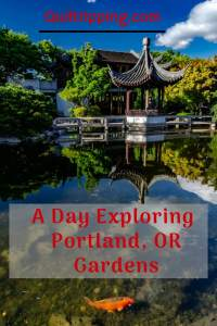 How to spend a day exploring Portland, OR gardens #portland #ooregon #gardens
