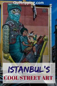 How to find Istanbul Street Art #istanbul #streetart