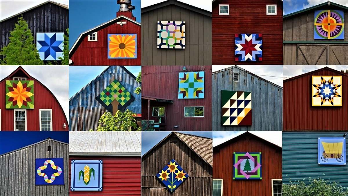 Discovering a Patchwork of Experiences on the Tualatin Valley Quilt Barn Trail