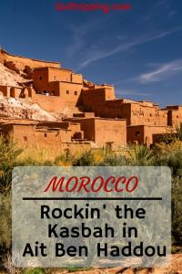 Visit the UNESCO site of Ait Ben Haddou in Morocco. #aitbenhaddou #morocco
