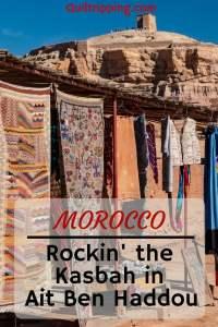 Discover the UNESCO site of Ait Ben Haddou in Morocco. #aitbenhaddou #morocco