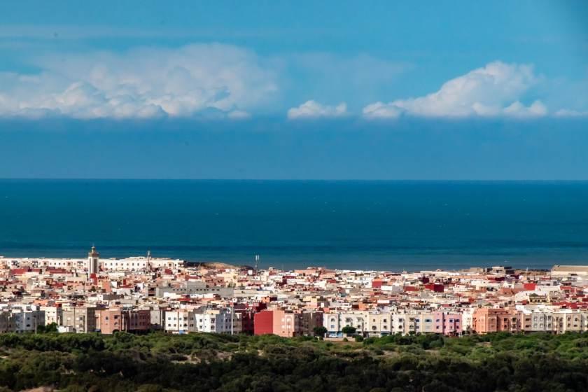 The city of Essaouiria