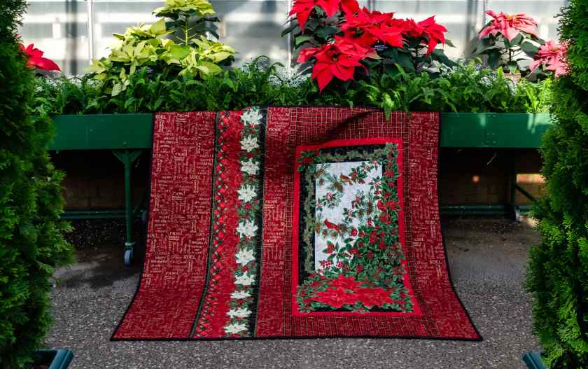 My Merry Christmas Quilt side 2