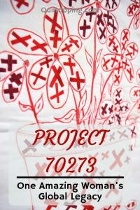 Project 70273 - One Woman's Amazing Global Quilt Legacy #project70273 #quiltexperience