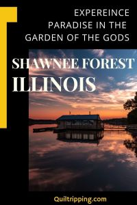 Explore Shawnee National Forest and the Garden of the Gods in Southern Illinois