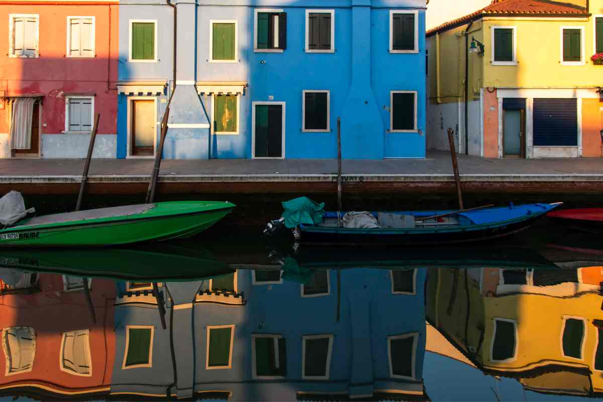 My Burano Visit –  25 Colorful Photos to Inspire a Day in Burano, Italy