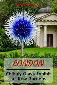 See the Chihuly Glass Exhibit at Kew Gardens in London #chihuly #kewgardens #kew #london