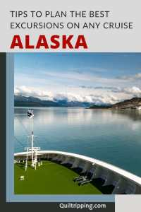 Tips for the best excursions in each port of call on an Alaskan cruise