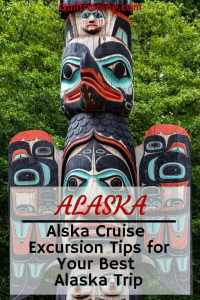 Use these Alaska cruise excursion tips to plan your absolute best Alaska trip #alaska #alaskacruise