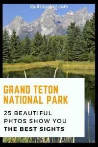Let these 25 photos to inspire your next Grand Teton National Park itinerary. Learn how to see the best sights in two days.